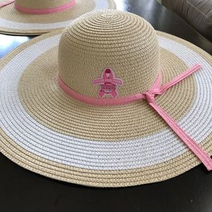 Accessories - New Wide Brimmed Ultra-braid Straw Sun Hat